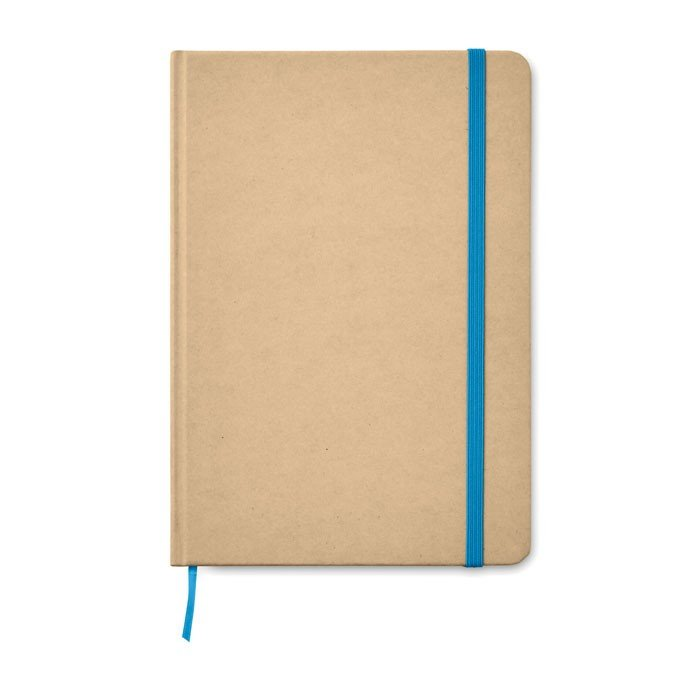 recycled carton notebook a5 format