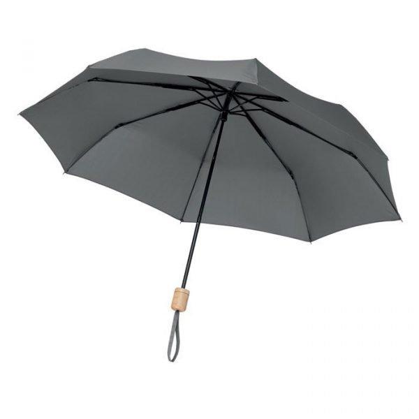 Parapluie pliable avec logo personnalisé